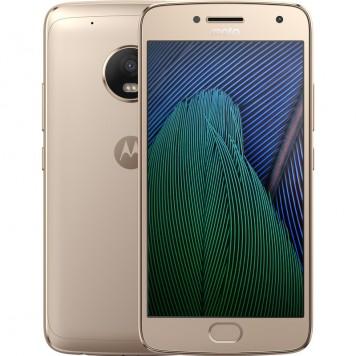 Motorola Moto G5 Plus Goud