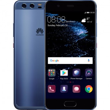 Huawei P10 Blauw