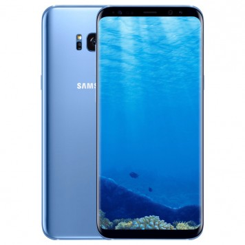 Samsung Galaxy S8 Plus Blauw