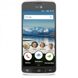 Doro 8040 Wit – Telefoonstore.nl