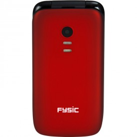 Fysic FM-9710 Rood – Telefoonstore.nl