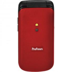 Profoon PM-660 Rood – Telefoonstore.nl