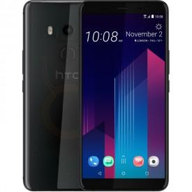 HTC U11 Plus Dual Sim Doorzichtig Zwart – Telefoonstore.nl