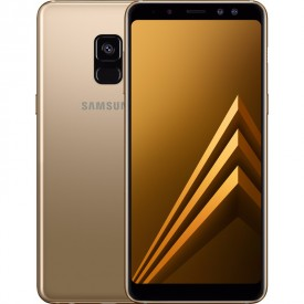 Samsung Galaxy A8 (2018) Goud – Telefoonstore.nl